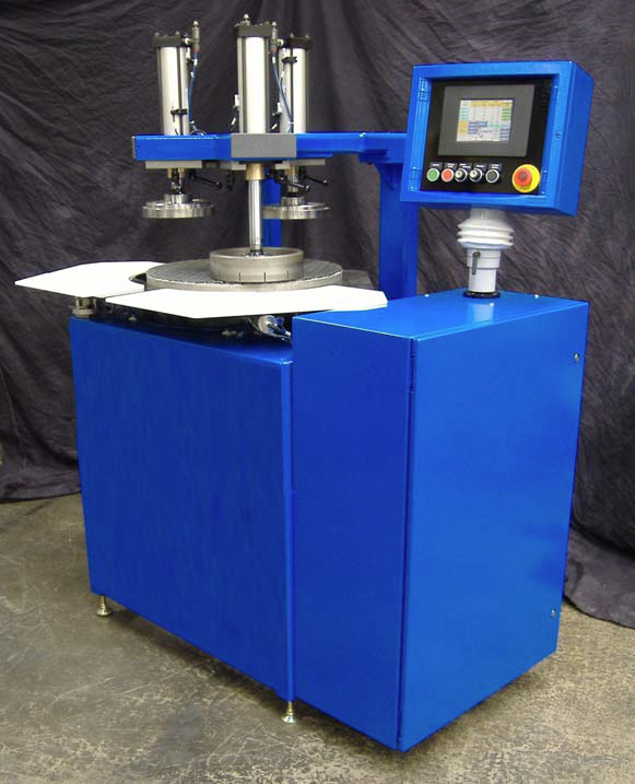 Lapmaster Wolters Model 20G Single Sided Fine Grinding Machine.