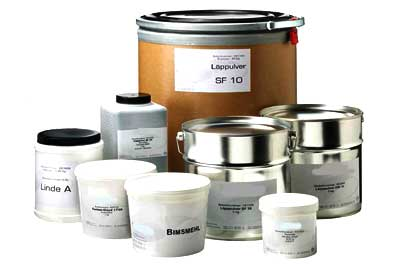 Conventional Abrasive Products